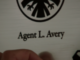 Agent Linda Avery