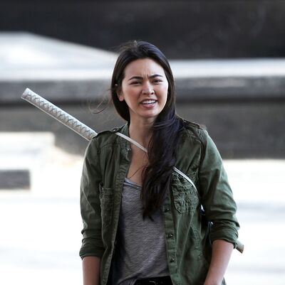 Colleen Wing Day 5