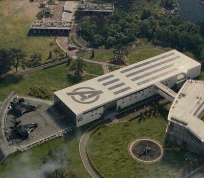 New Avengers Facility AM