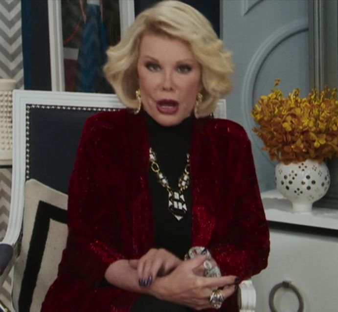 Image result for joan rivers iron man 3