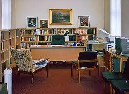 Co Principal Coulsonu0027s Office