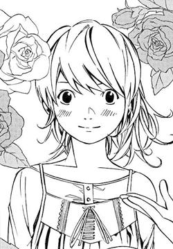 Kaori Miyazono - Manga