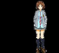 Sawabe tsubaki render by stella1994x-d89o942