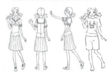 Kaori (2) Charakter