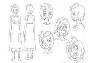 Motoko Charakter