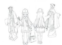 Shizuka charakter