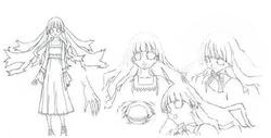 Aussehen Sunako