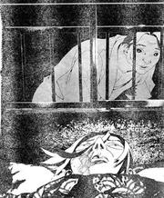 12 Yuzuki at Masao's window