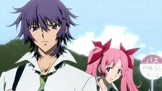Natsuno und Megumi