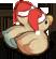 Christmas Bird (rear right)