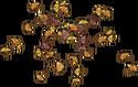 Fallen Ginko Leaves (3)