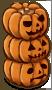 Three Pumpkins (Right)