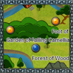 Garden of Falling Camellia