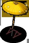 Gold Umbrella