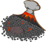 Volcano Stage