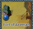 Fort of Axeman