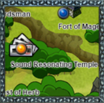 Sound Resonating Temple