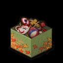 Autumn Leaves Gift Box