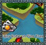 Fairy Robe on Pine Tree