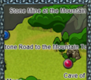 Stone Road to the Mountain Top
