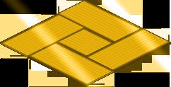 Gold Tatami