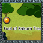 Foot of Sakura Tree Thumb