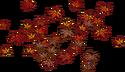 Fallen Red Leaves (1)