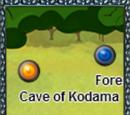 Cave of Kodama