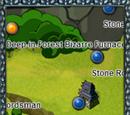 Deep-in-Forest Bizarre Furnace
