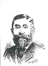John Rea 1895 sketch