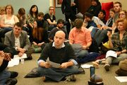 Shimer College Assembly Nov 15 2009