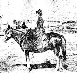 Virginia Dox 1885 Oxford Idaho
