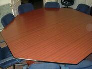 Waukegan 438 interior radical 2 table
