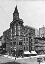 Inter Ocean Building 1900