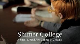 Shimer College -- A Small Liberal Arts College in Chicago