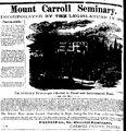 Spirit Lake Beacon.1874-10-22.Mount Carroll Seminary.jpg