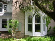 Waukegan 438 exterior southeast infinity bay window