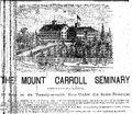 Milwaukee News.1879-07-30.Mount Carroll Seminary.jpg