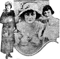 Evelyn Greeley 1918