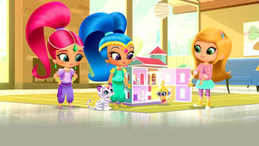 Dream Dollhouse Shimmer And Shine Wiki Fandom Powered By Wikia