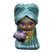 Shimmer and Shine Princess Samira Teenie Genies Toy Figure 1