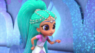 Princess Samira Shimmer and Shine Staffinated 5