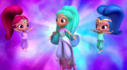 Shimmer and Shine Princess Samira 4