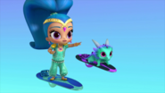 Nazboo Toss Shimmer and Shine