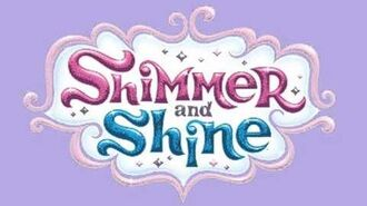 Shimmer and Shine - Dress up, Dress up