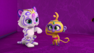 Nahal and Tala Sleepover Shimmer and Shine