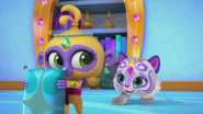 Tala and Nahal Shimmer and Shine