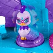 Shimmer and Shine Roya the Peacock Teenie Genies Playset Toy