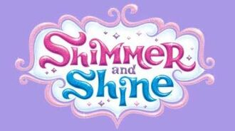 Shimmer and Shine - On our Skateboard