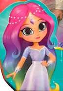 Shimmer and Shine Imma 2D